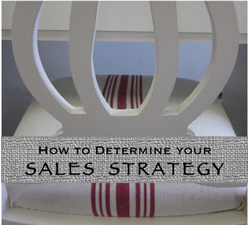 How to Determine Your Sales Strategy