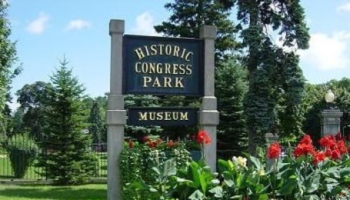 Saratoga Congress Park