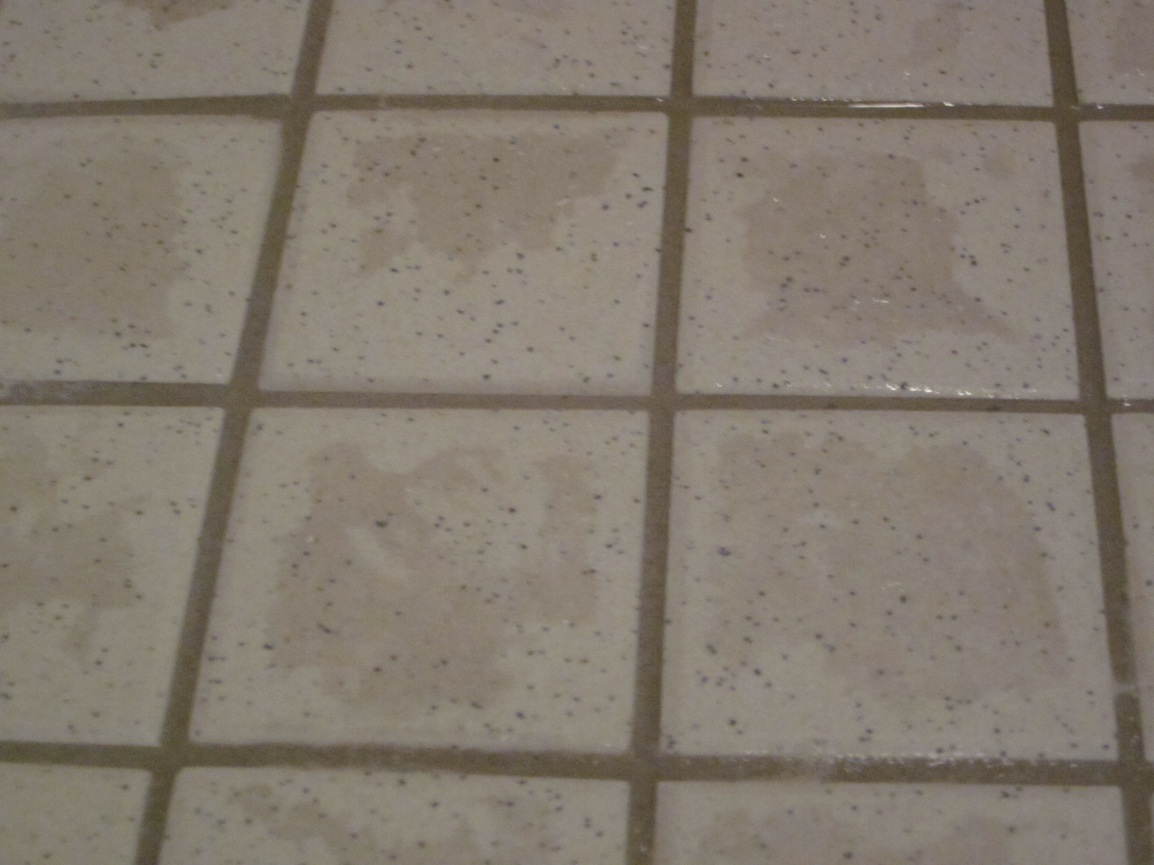Cleaning Stains From Tile Entri Ways