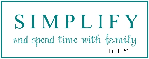 Simplify And Spend Time with Family