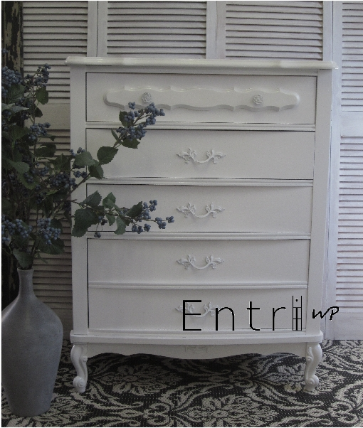 White French Dresser